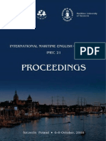 International Maritime English Conference 21
