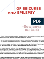 Causes of Seizures