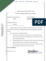 Cruz-Celaya v. Gonzales et al - Document No. 2
