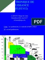 Electronique de Puissance (Elec032)