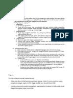 Klasifikasi Dan Prognosis