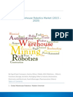 Global Warehouse Robotics Market-Automation and Instrumentation.docx