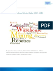 Global Warehouse Robotics Market-Automation and Instrumentation