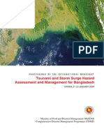 Proceedings - International Workshop on Tsunami and Storm Surge Hazard Assesmnet and Mgt for BD-2009