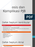Prognosis Dan Komplikasi PJB