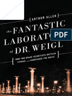 Arthur Allen - The Fantastic Laboratory of Dr.weigl