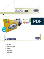 PHP Basic Fundamentals - A Quick Review