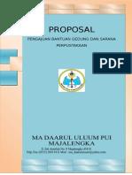 Proposal Pembangunan Perpustakaan DU
