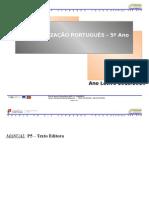 Anualização Português