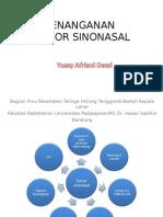 5 Penanganan Tumor Sinonasal Part 1
