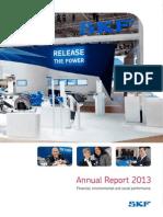 SKF Annual Report 2013 140602 Fast