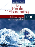 The fight of proximities - China vs. Japan