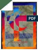 1993 - Libro Oficial de Fiestas de Moros y Cristianos de Ibi
