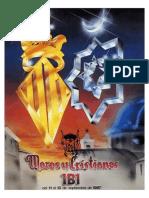 1987 - Libro Oficial de Fiestas de Moros y Cristianos de Ibi