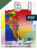 1986 - Libro Oficial de Fiestas de Moros y Cristianos de Ibi