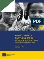 Ppp in School Education