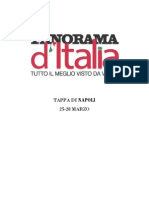 Rassegna Completa - Panorama d'Italia - Napoli