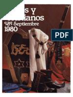 1980 - Libro Oficial de Fiestas de Moros y Cristianos de Ibi