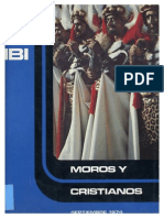 1974 - Libro Oficial de Fiestas de Moros y Cristianos de Ibi