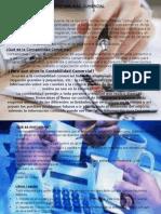 DERECHO COMERCIAL  Contabilidad Comercial y Tributacion