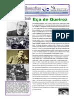 Boletim Bibliográfico - (abril) - Eça de Queiroz