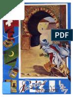1957 - Libro Oficial de Fiestas de Moros y Cristianos de Ibi