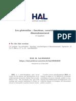 Geotextiles Fonctions Caracteristiques Et Dimentionnements