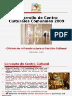 desarrollo de Centro Culturales Comunales 2009 Fileminimizer (3)