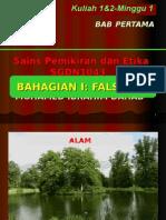 falsahah