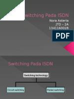 Switching Pada ISDN