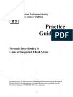 APSAC FI Guidelines 2012