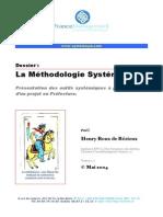Methode Systemique