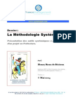 Methode Systemique