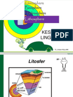 KESEHATAN LINGKUNGAN litosfir
