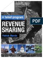 Revenue Sharing Report
