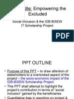 Project Presentation - Jeddah