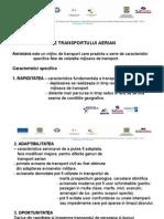 PPT 2 Caracteristici Transp Aerian