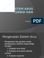 Sistem Arus Turbid Dan Arus Pekat