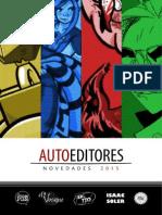 Novedades Autoeditores 2015