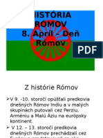 História Rómov