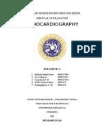 Makalah Echocardiography Tugas SIM