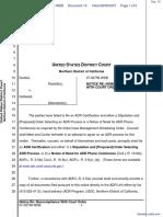 Dunbar et al v. Gottwald et al - Document No. 15