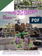 CWG Spring 2015