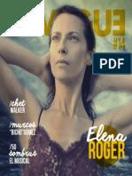 Revista Divague Nº 14 Elena Roger