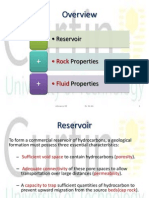 Advance Reservoir Engineering