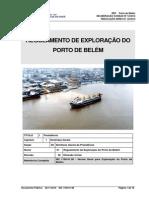 NG 1100-01-00 - Norma Geral Para Exploração Do Porto de Belém - 2014 1