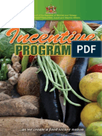 Agricultural Incentive Programme 2011