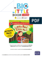 Red Riding Hood Activity Pack