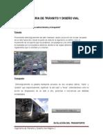 Ingenieria de Transito y Diseño Vial