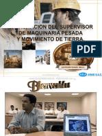 Curso Capacitacion Supervisor Maquinaria Pesada Mineria